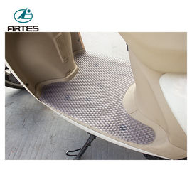 Anti Slid Electric Motorcycle Scooter Pedal Mat Waterproof Floor Mats