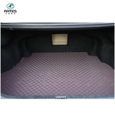Natural Durable Easily Cleaning All Weather Trunk Mat 3D Car Styling Carpet Floor Liner