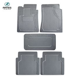 Colorful Comfortable Anti Skidding Custom All Weather Car Mats Protect Car Floor